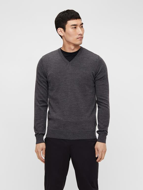 Lymann Merino V-Neck Sweater