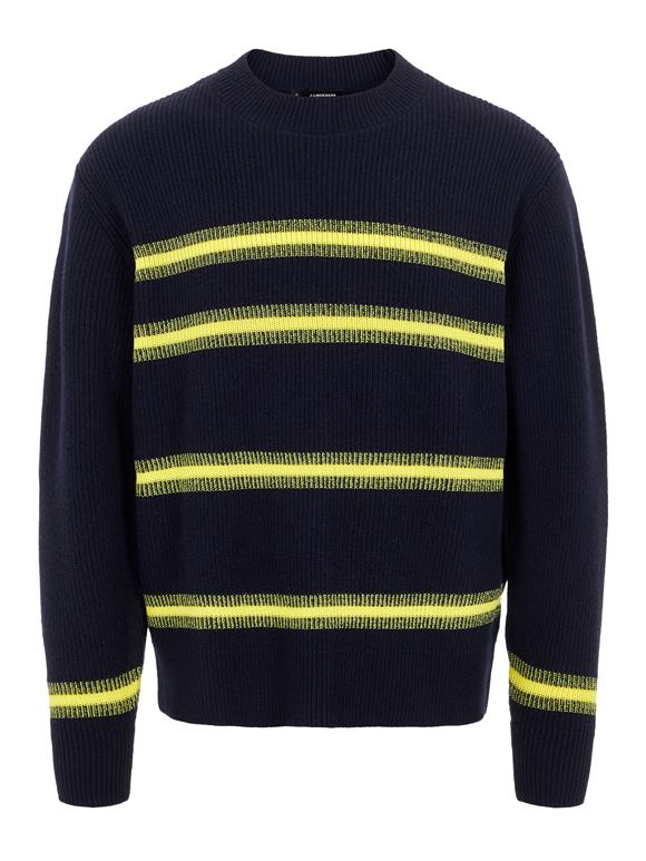 Cyrus Striped Sweater