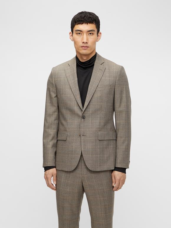 Hopper Checked Blazer