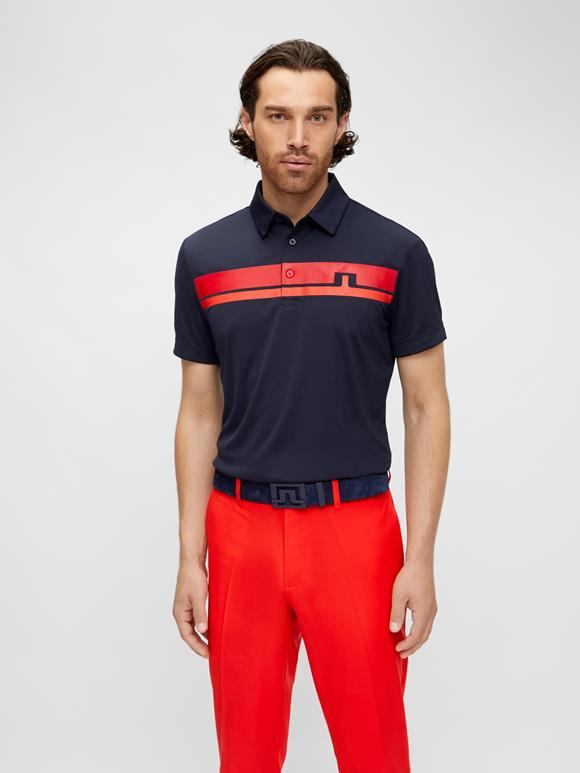Clark Slim TX Jersey Polo