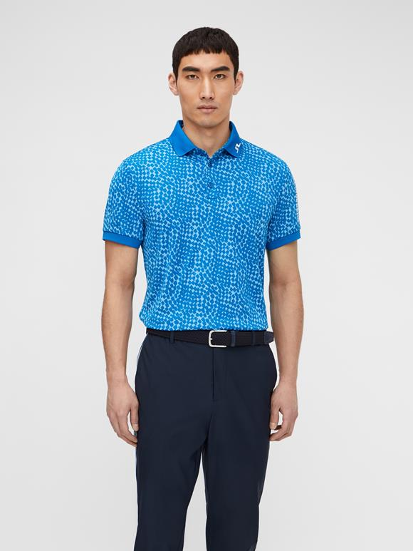 Tour Tech Graphic TX Jacquard Polo