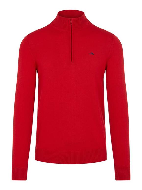 Kian Zipped Sweater