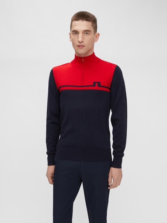 Theo Zipped Sweater