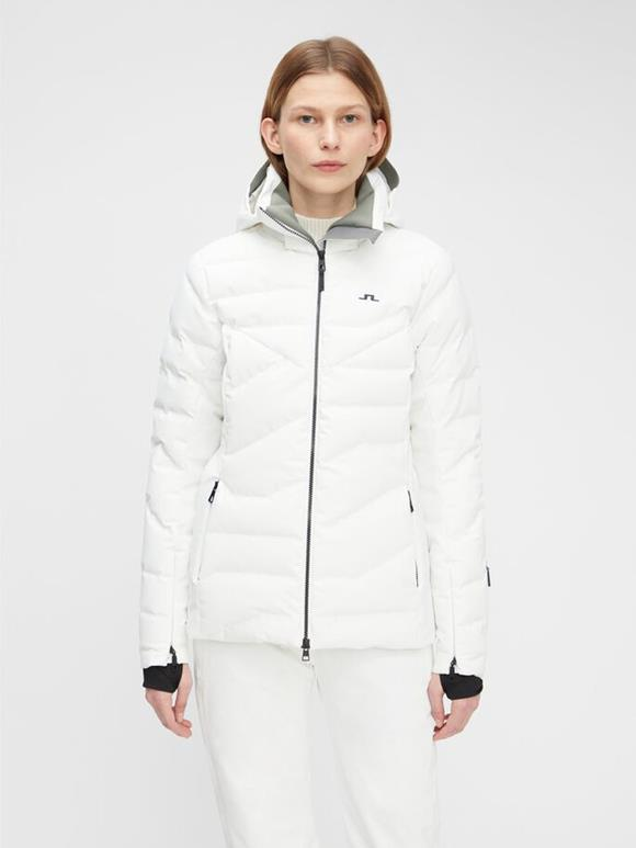 Crystal Down Ski Jacket
