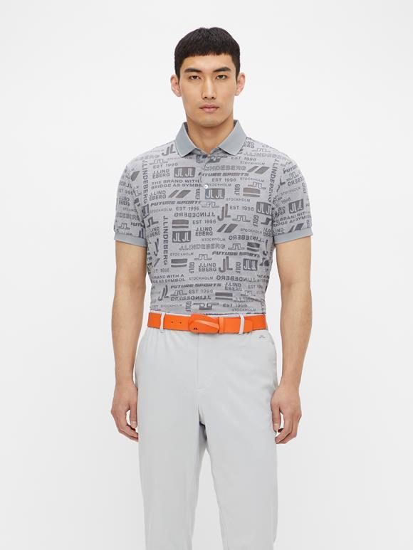 KV Printed Golf Polo