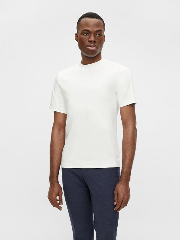 Ace Mock Neck T-Shirt