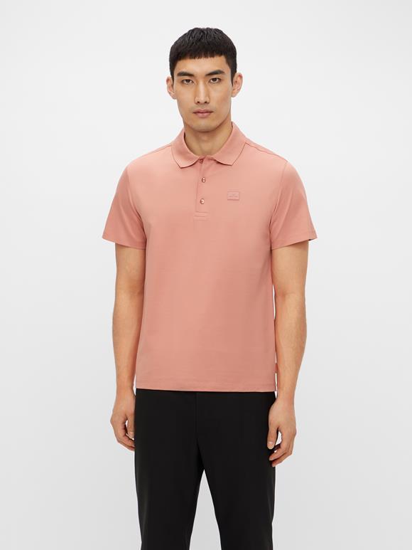 Miles Jersey Polo Shirt