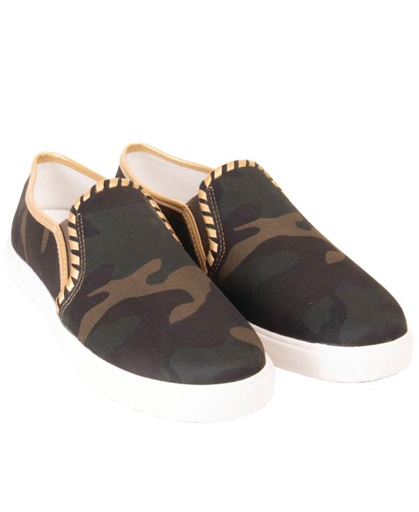 McKay Sneakers Camo   Aggieland Outfitters