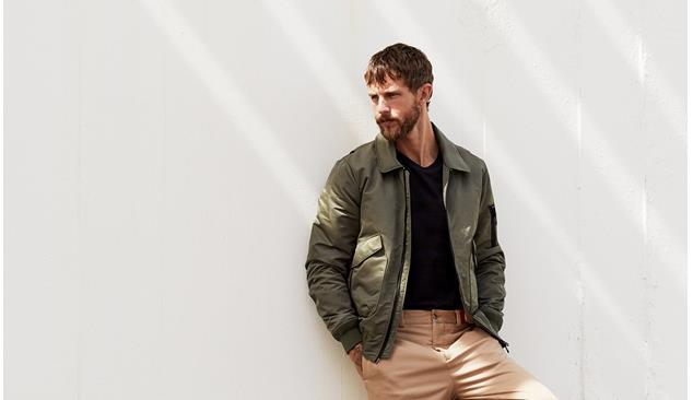 A GUIDE TO SPRING OUTERWEAR