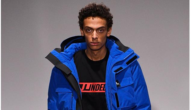 J.LINDEBERG AW18 FASHION SHOW