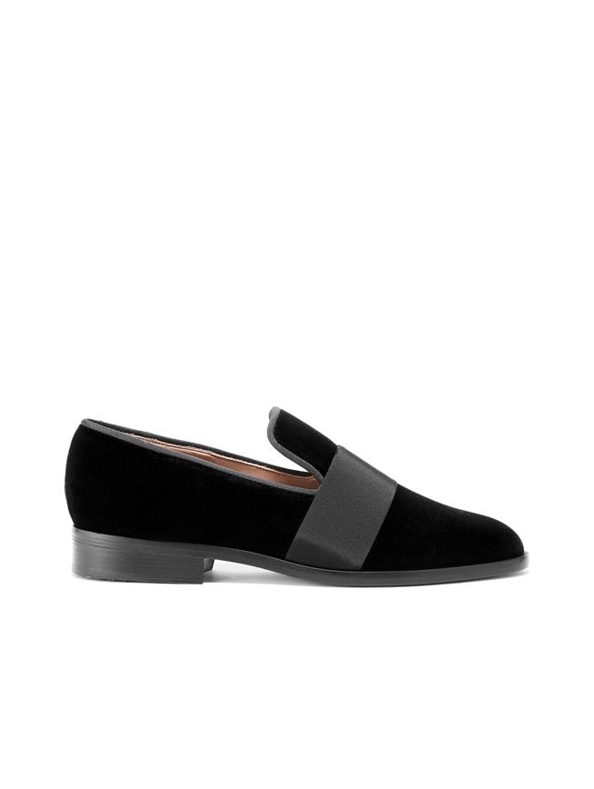 Velvet George Loafers Black