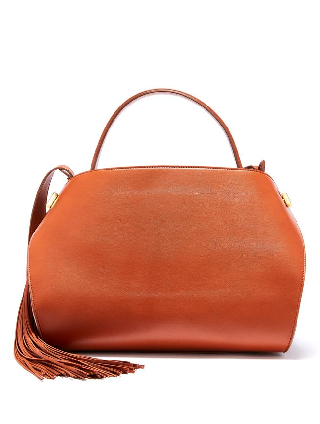 COGNAC LEATHER NOLO BAG Cognac