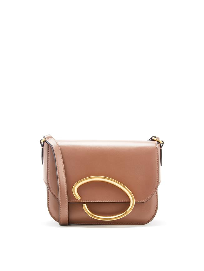 Oath Shoulder Bag Taupe