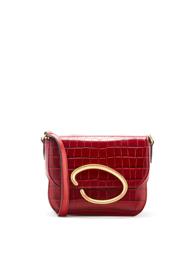 Oath Shoulder Bag Ruby
