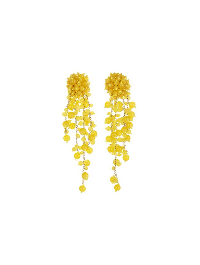 Cascade Earrings Ginger