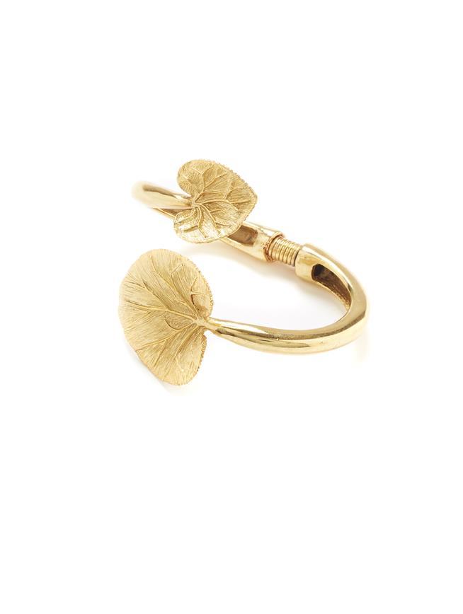 Eucalyptus Bracelet Gold