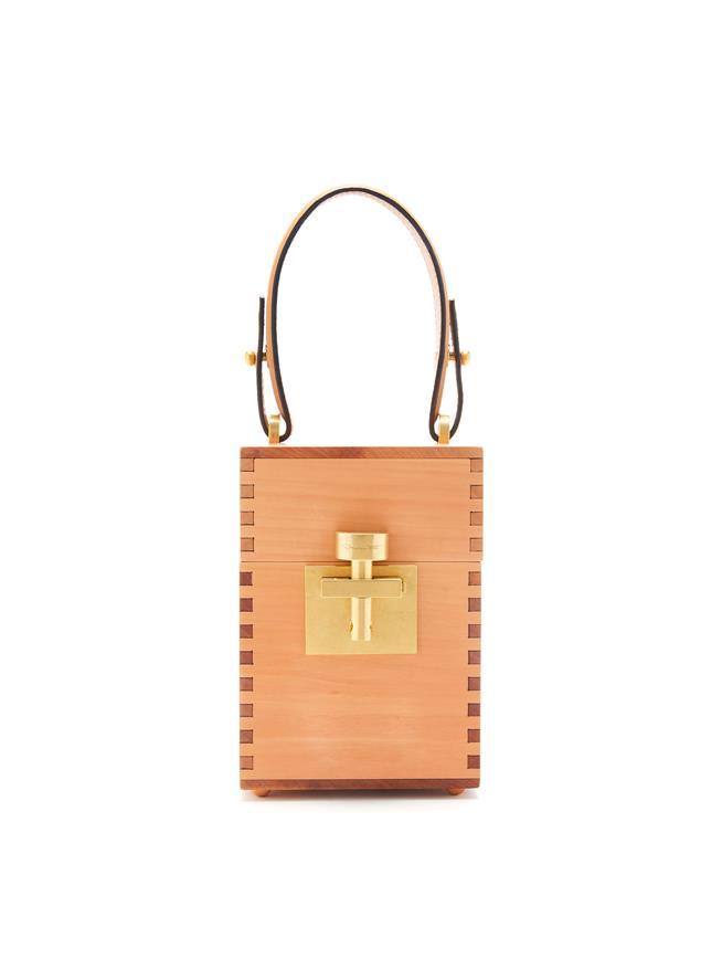 Wood Alibi Bag Blush