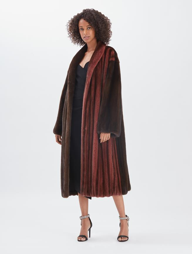Mink Coat Guava and mahogany