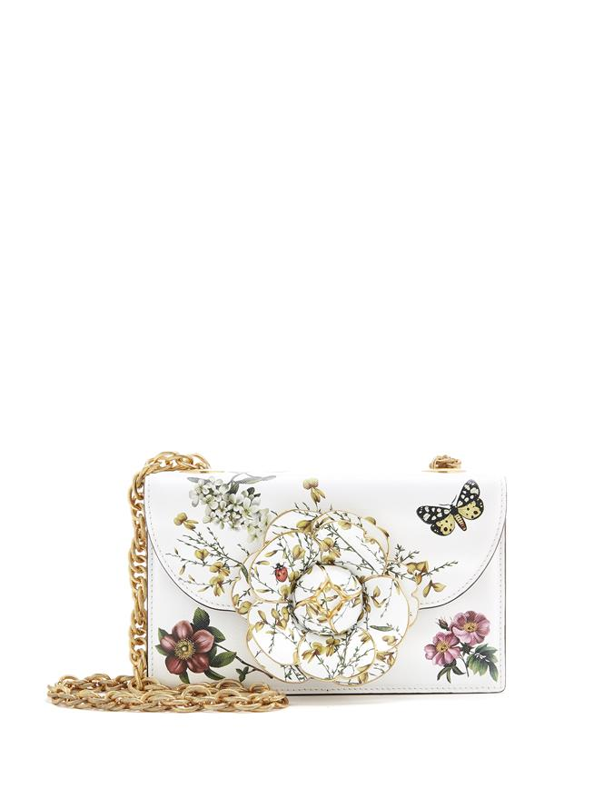 Printed TRO Bag Ivory Multi