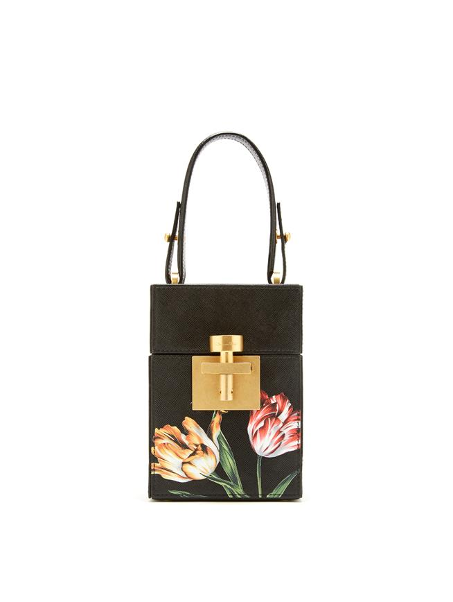 Printed Alibi Bag Black Multi