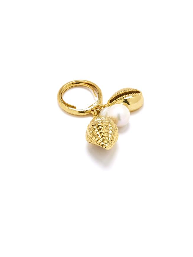 Charm Ring Gold