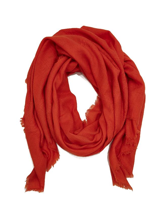 Burnt Orange Scarf Burnt Orange