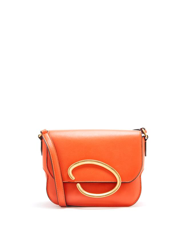 Oath Shoulder Bag Burnt Orange