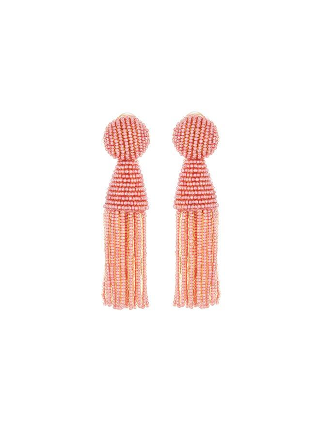 Short Tassel Earrings Sorbet
