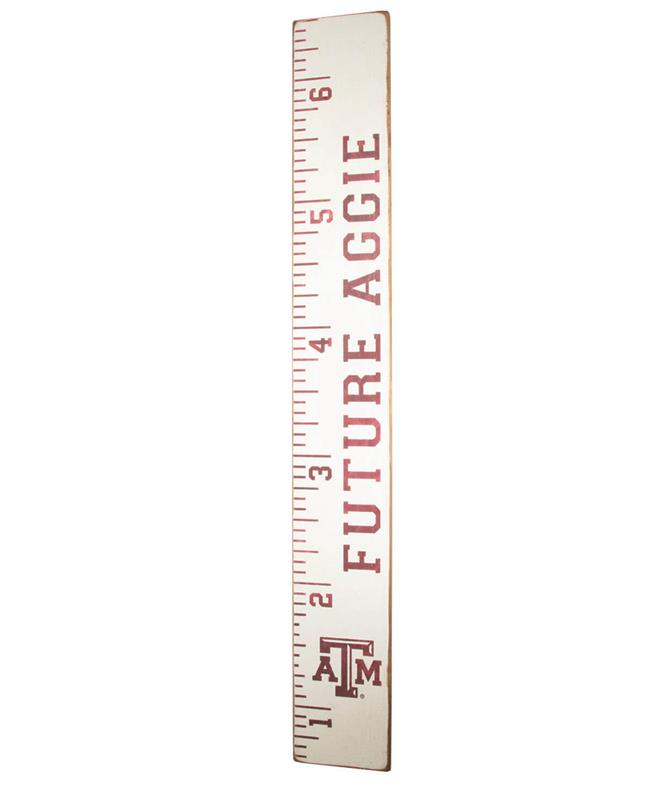 Texas Am Future Aggie Growth Chart White Aggieland Outfitters