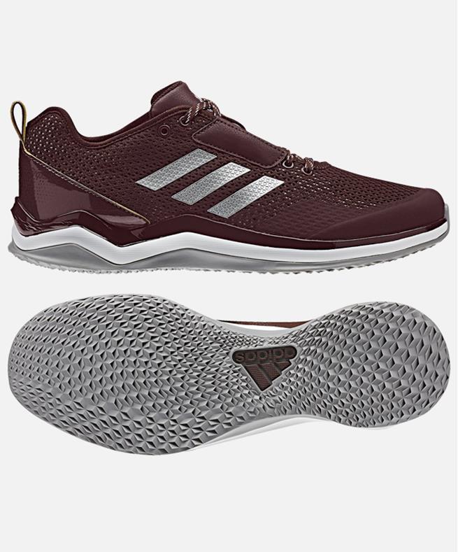 Adidas Maroon Speed Trainer 3 Shoes Maroon  472beef4c