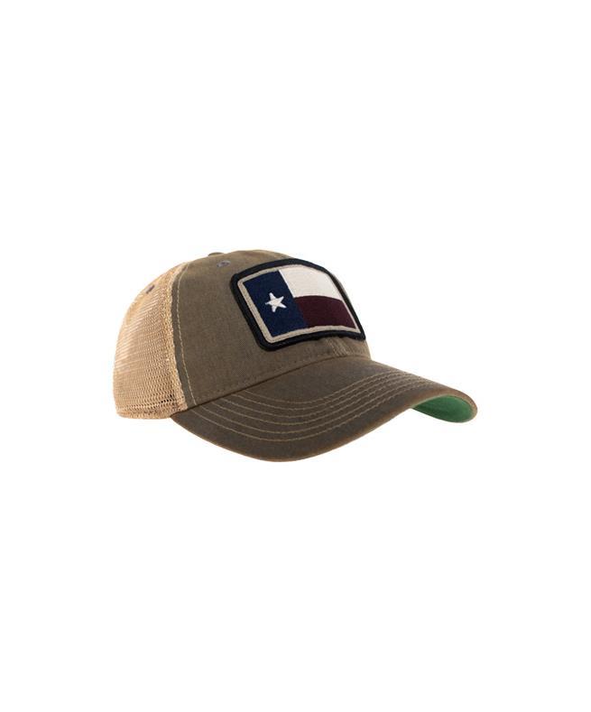Texas Flag Contend Trucker Hat Grey  2db99d58bec