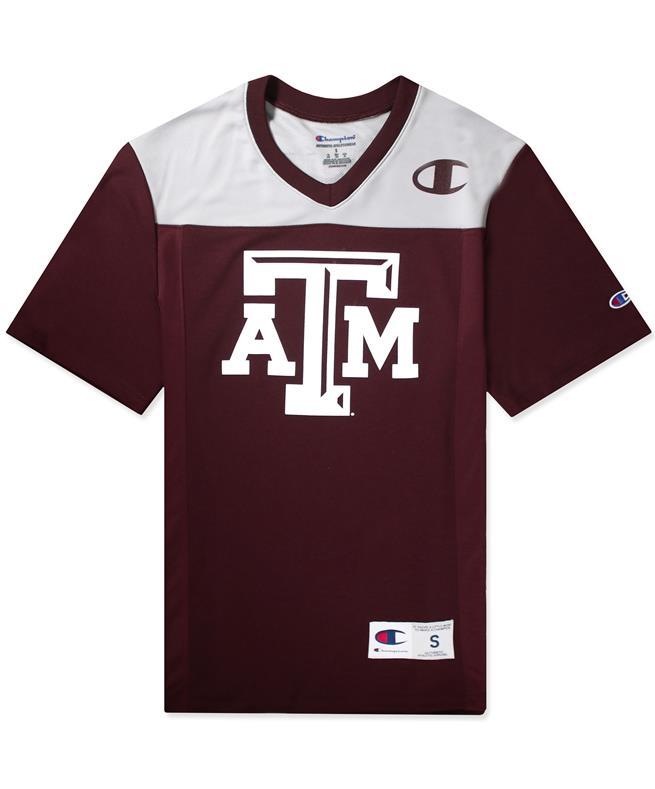 pretty nice 22ee5 0423e Texas A&M Champion Men's Football Jersey
