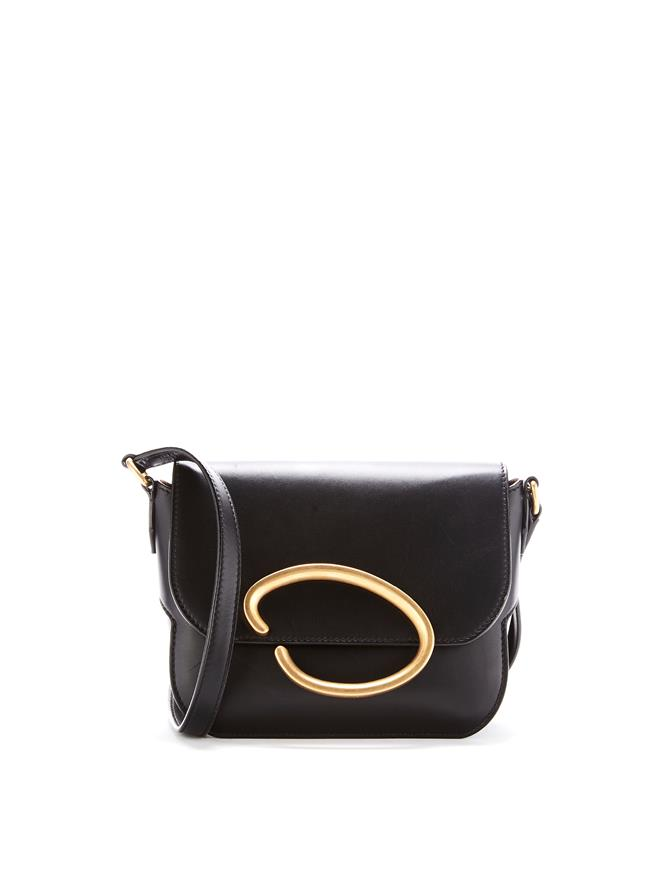 Oath Shoulder Bag   Black