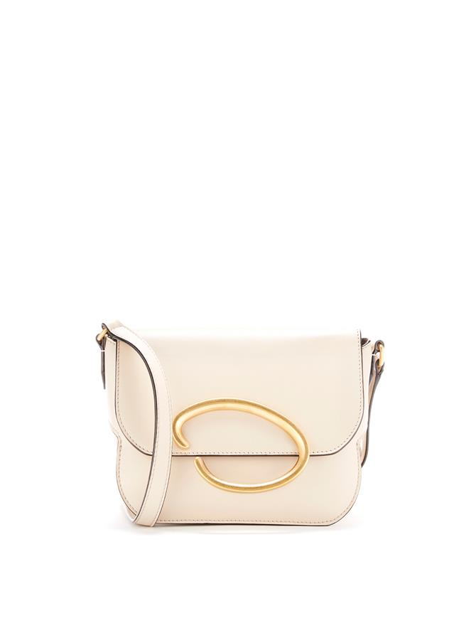 Oath Shoulder Bag   Ivory