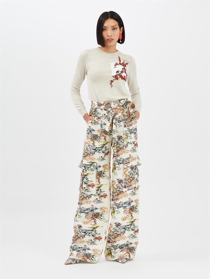 Fil Coupé Cargo Pants