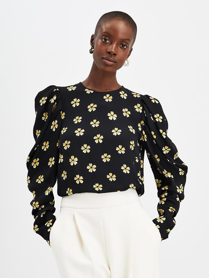 Blossom Georgette Blouse