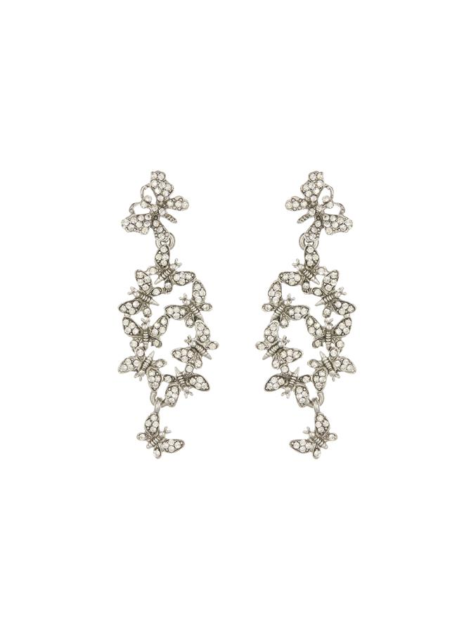 Butterfly Cluster Earrings