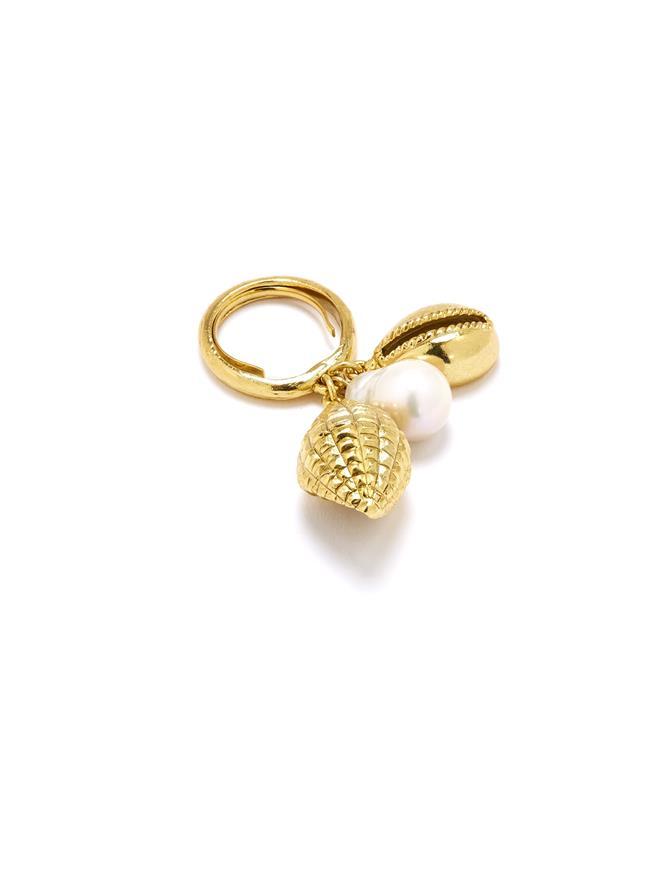 Charm Ring Gold