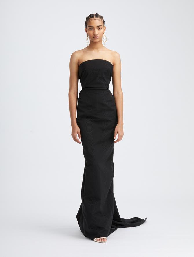 Rosette Back Gown