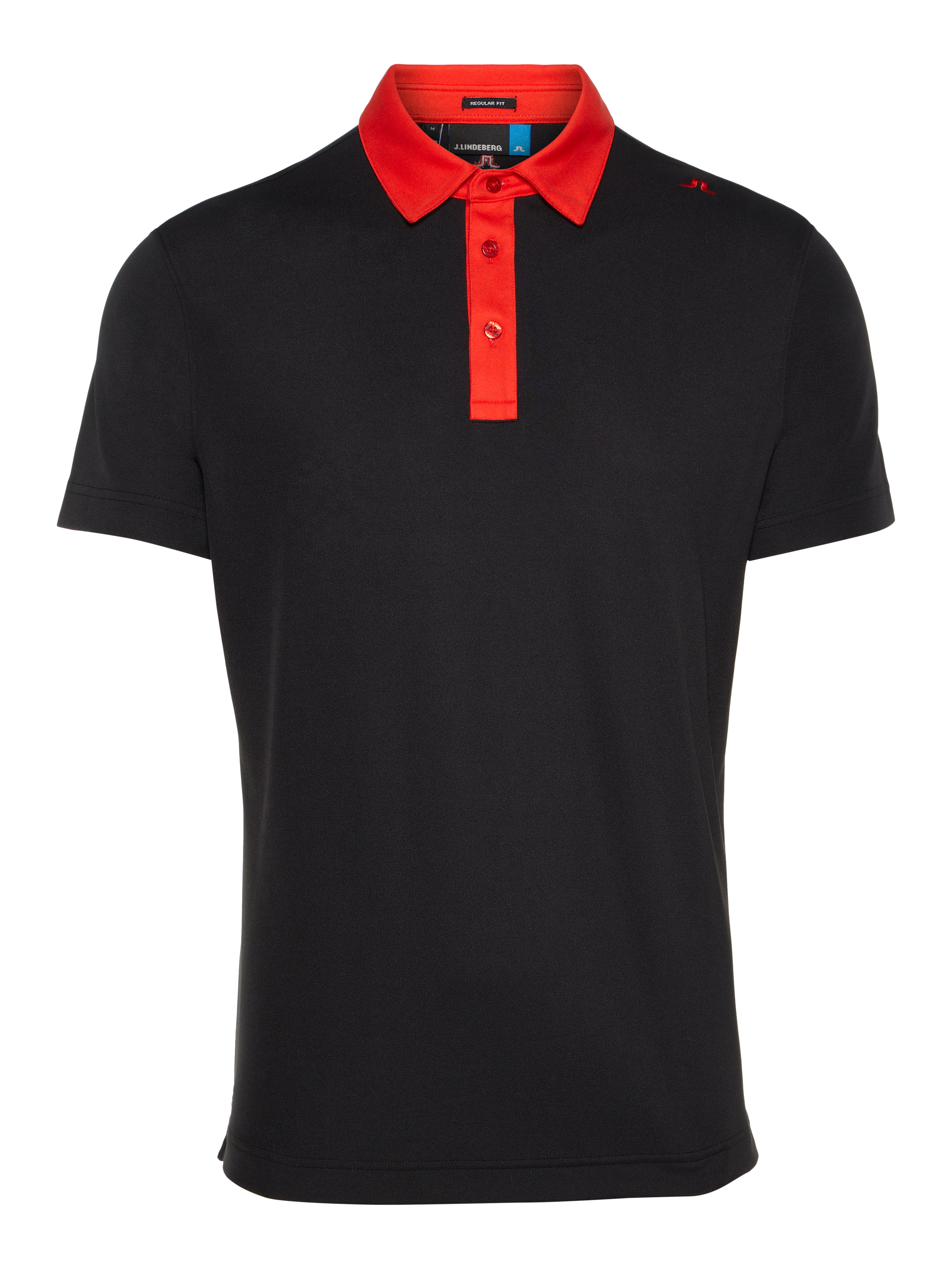 J Lindeberg Henry Lux Pique Polo Product image. Short sleeve polo shirt ... a6015623c6