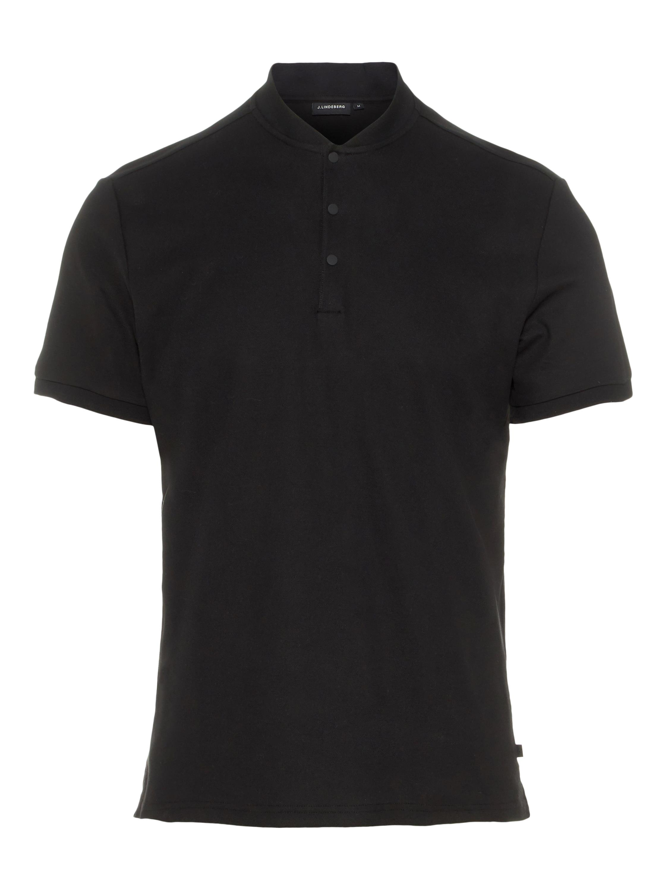 f65c66d84 J Lindeberg Leo Pique Polo Product image. Polo shirt with a straight fit