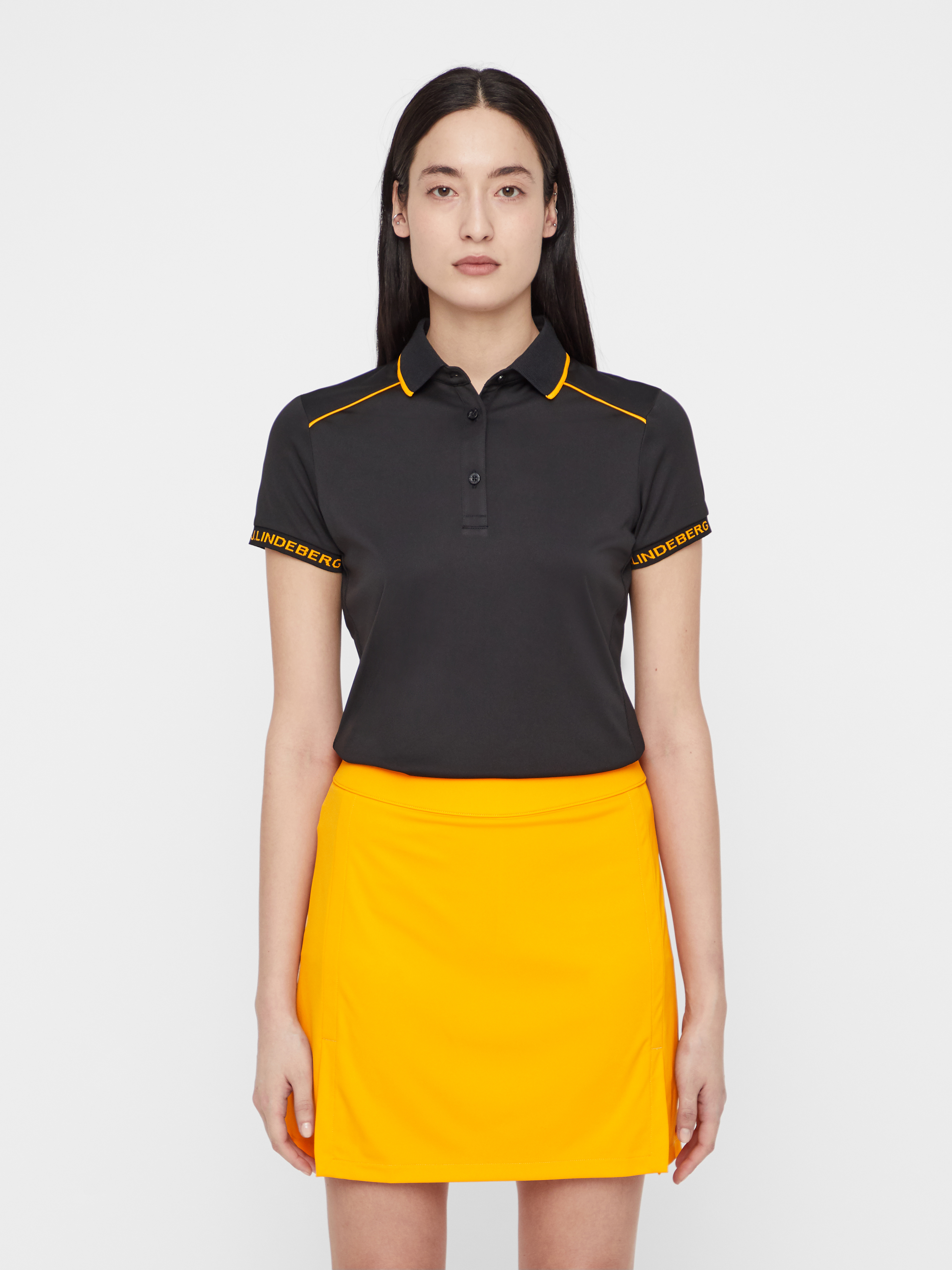 J.Lindeberg Mens Coolmax Polo Shirt